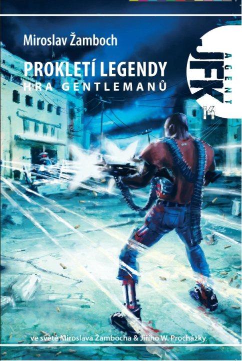 Agent JFK 14 - Prokletí legendy II : Hra gentlemanů